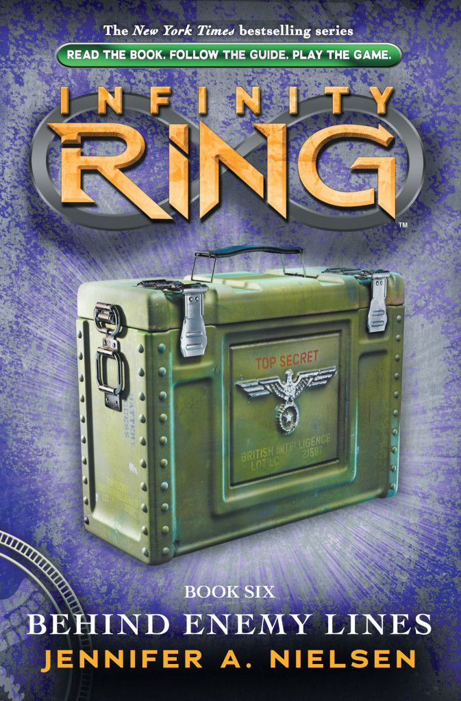 infinity ring behind enemy lines pdf