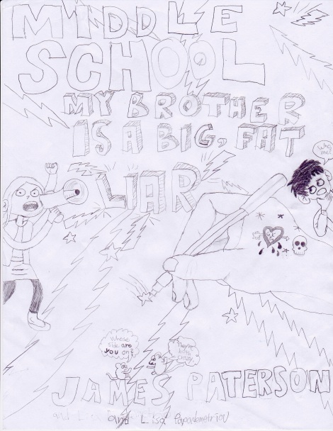 Middle School My Brother Is A Big, Fat Liar Fanart