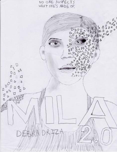 Mila 2.0 Fanart
