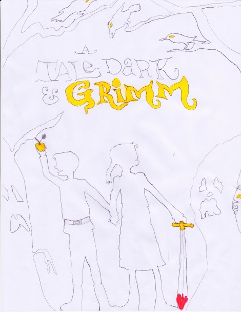 A Tale Dark And Grimm Fanart