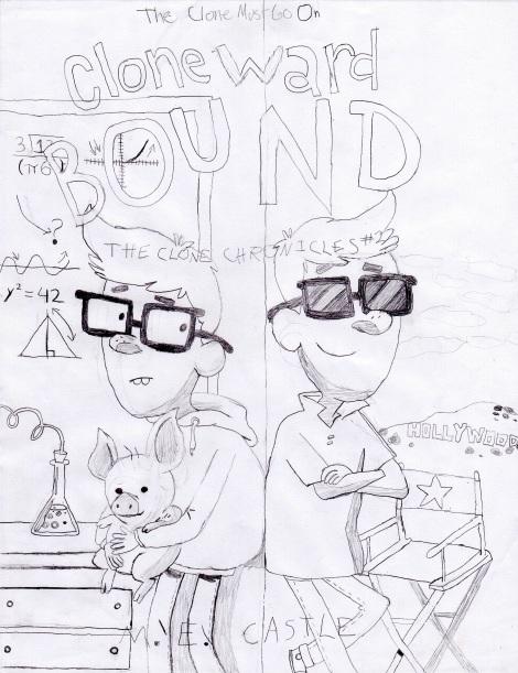 Cloneward Bound Fanart