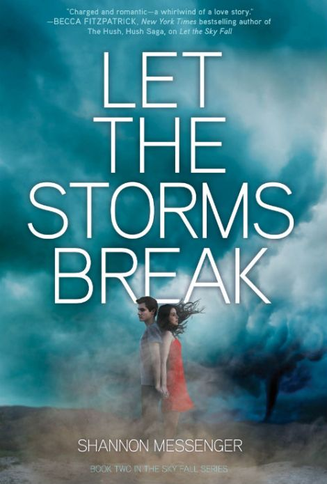 Let The Storms Break