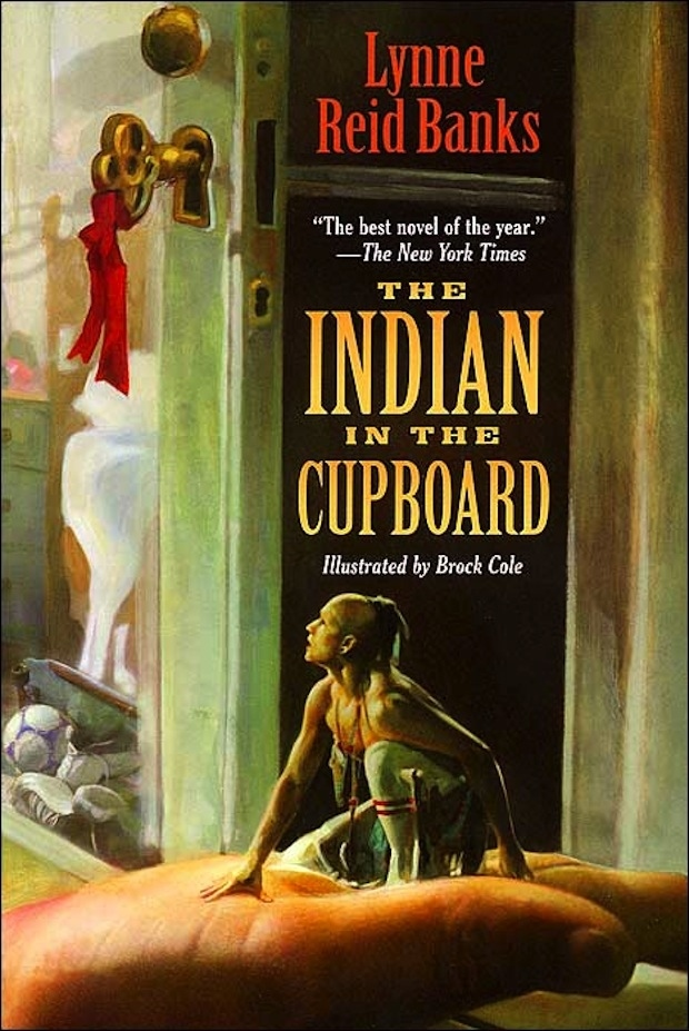 The Indian In The Cupboard By Lynne Reid Banks Forever