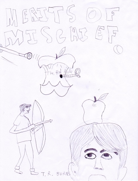 The Bad Apple Fanart