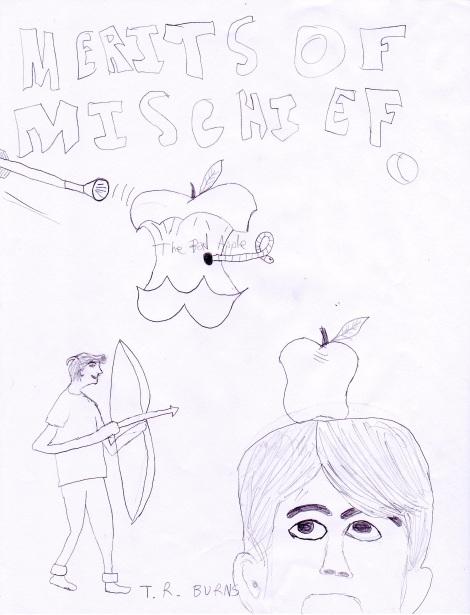 The Bad Apple Fanart