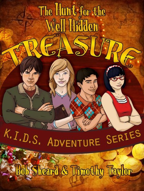 The Hunt For The Well Hidden Treasure