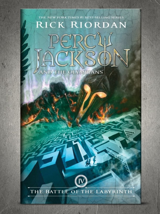 new percy jackson covers 1