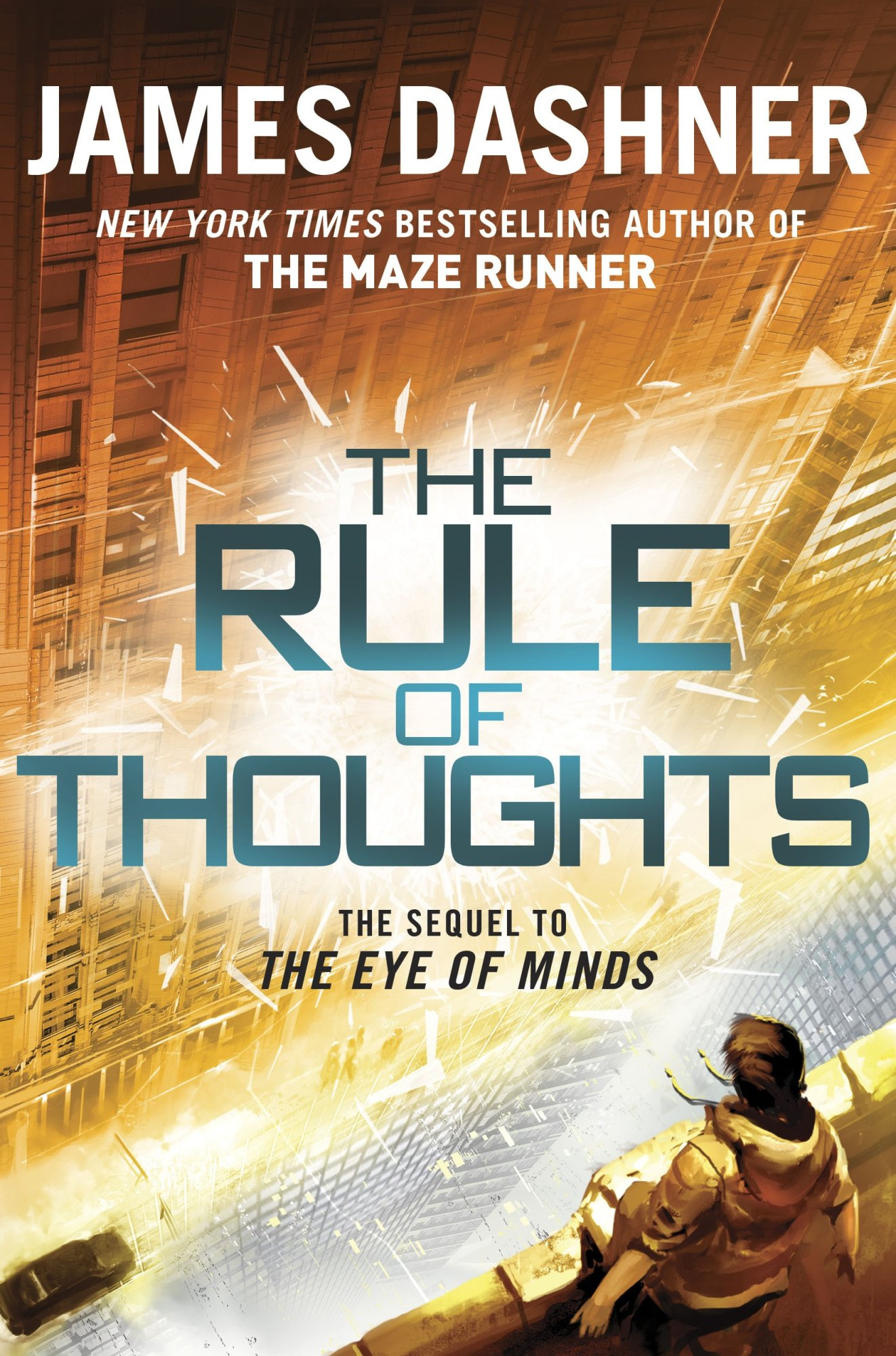 Cover Love 3 The Rule Of Thoughts By James Dashner And